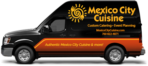 Mexico City Cuisine Truck